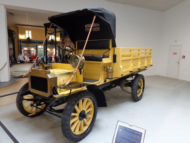 Musée de l'aventure Peugeot à Sochaux DSC01254