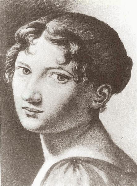 Johann Friedrich Overbeck - Charlotte Dorothea Overbeck