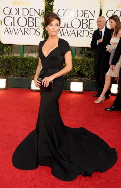 Eva Longoria Golden Globes