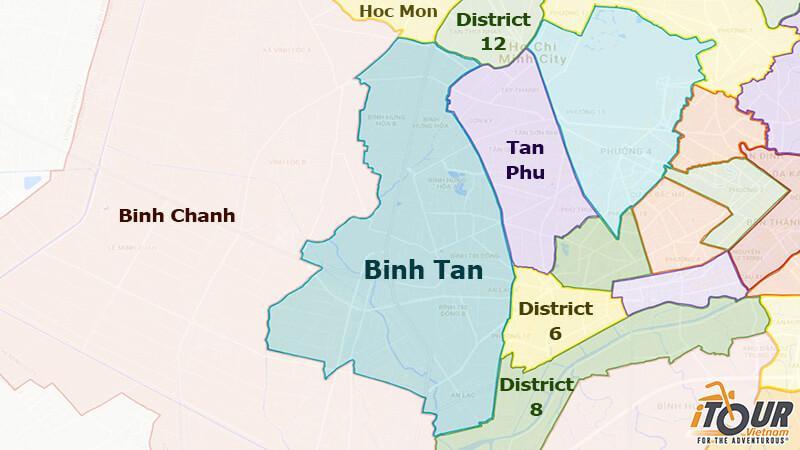Tại sao nên thuê nhà ở quận Bình Tân