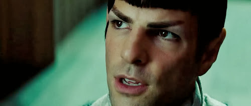 Screen Shot Of Hollywood Movie Star Trek Into Darkness (2013) In Hindi English Full Movie Free Download And Watch Online at Alldownloads4u.Com