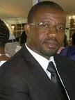 David Yav Tshombe, un Congolais vivant à Windhoek en Namibie.