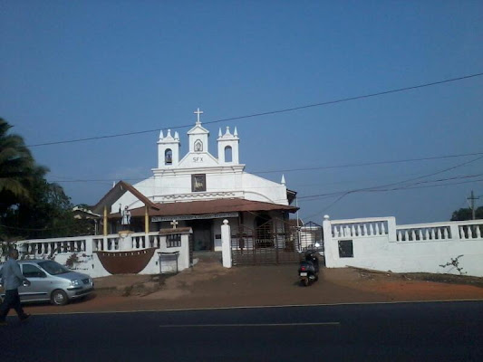 St Francis Xavier Church, Goa, India