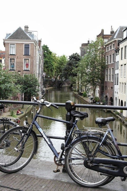 Utrecht Bici e Canale