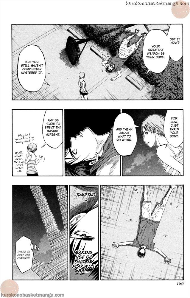 Kuroko no Basket Manga Chapter 61 - Image 14