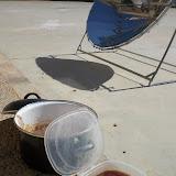 COCINA SOLAR: mermelada de higos
