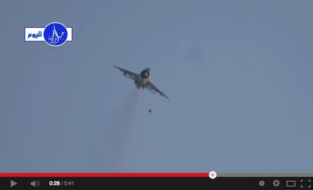 MiG-21, Syrien