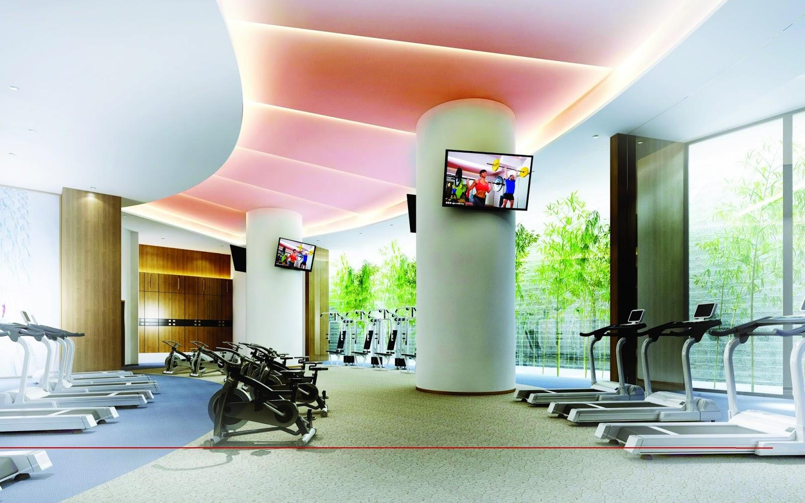 Phòng tập Gym Swisstouches La Luna