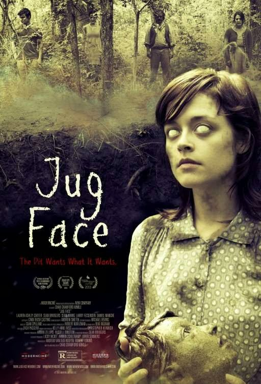 Poster Of English Movie Jug Face (2013) Free Download Full New Hollywood Movie Watch Online At Alldownloads4u.Com