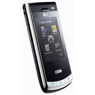LG KC912 Renoir latest smart phone