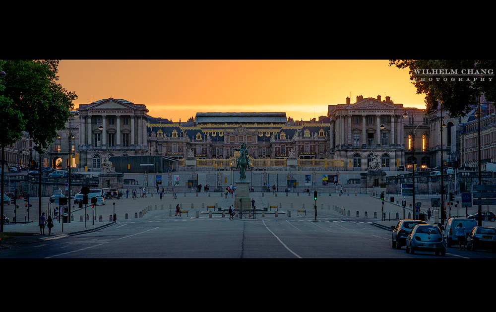到巴黎攝影 凡爾賽宮 Chateau de Versailles