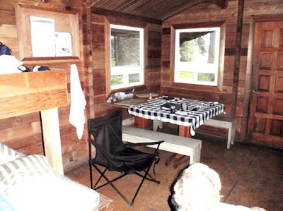 Over size cabin makes big difference.
