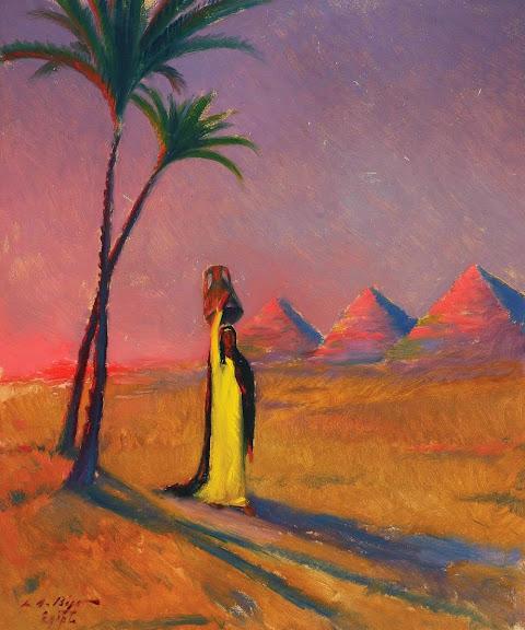 Leon Biju - Egipteancă
