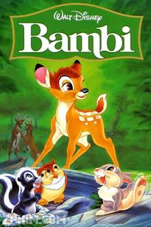 Chú Nai Bambi - Bambi (1942) Poster