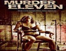 فيلم Murder Eleven