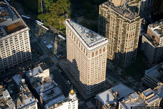 Нью-Йорк | «столица мира» | США