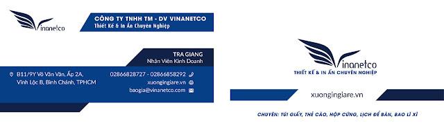 Sample Name Card - Code : namecard058