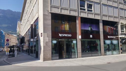 Nespresso Boutique Innsbruck, Erlerstraße 17-19 / Ecke Meranerstraße 7, 6020 Innsbruck, Österreich, Boutique, state Tirol