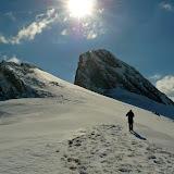 Ruta por las cumbres del Valle de Luna