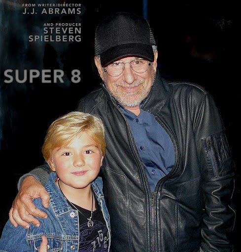 Zachary Alexander Rice and Steven Spielberg