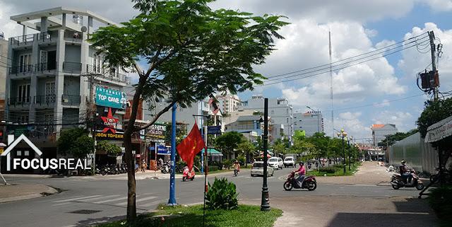 Bán nhà mặt tiền đường Đồng Đen 2808151