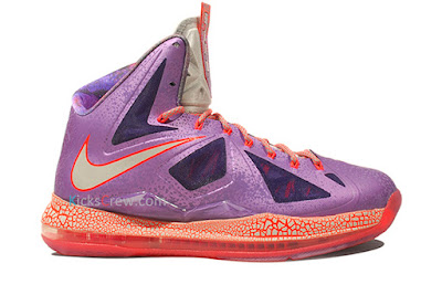 nike lebron 10 gr allstar galaxy 4 01 Nike Upgrades LEBRON X ALLSTAR Area 72 with $200 Price Tag