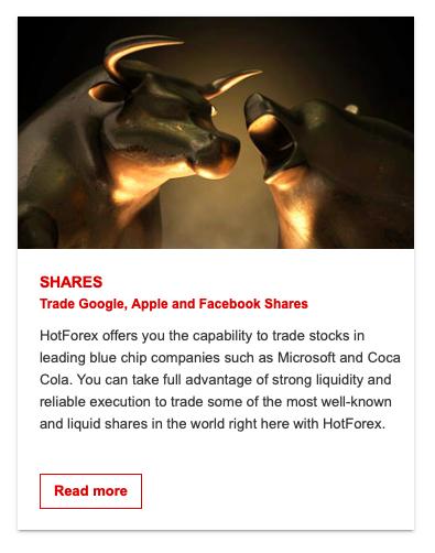 hotforex shares