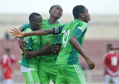 NFF Rallies Eaglets For Crucial Guinea Game