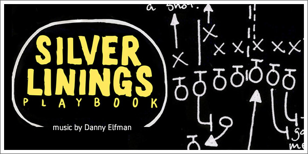 Silver Linings Playbook (Soundtrack) by Danny Elfman - Review