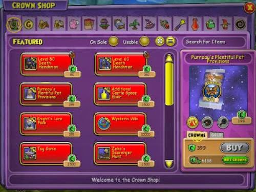 Wizard101 Surprises Players With Update Changes