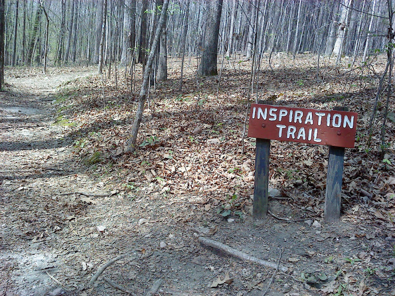 Inspiration Trail Head