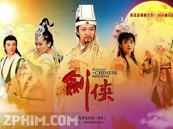 Ảnh trong phim Tân Bát Tiên - A Legend of Chinese Immortal 1