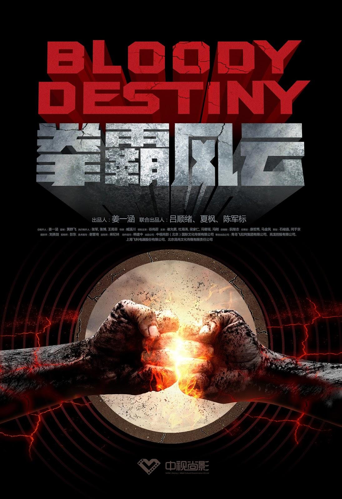 Chiến Binh Bất Khuất - Bloody Destiny