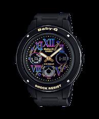 Jam Tangan Analog  Casio Baby G : BGA-190BC-7B