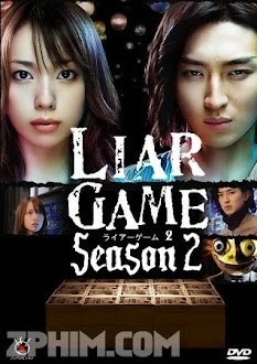 Trò Chơi Dối Trá 2 - Liar Game Season 2 (2009) Poster