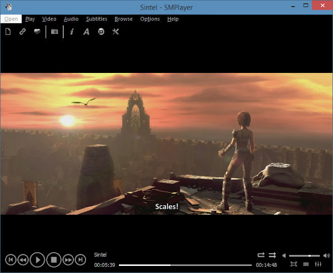 How to Change Subtitle Font in SMPlayer Portable
