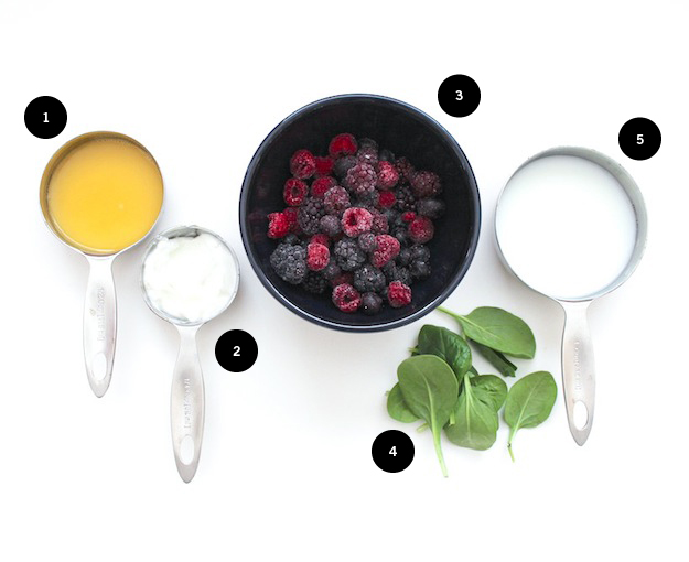 how to make a great berry smoothie recipe for breakfast recipe