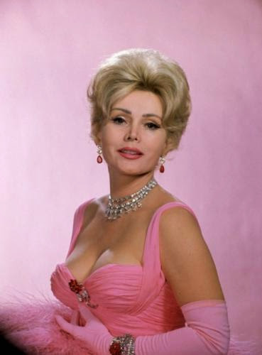 Zsa Zsa Gabor Vonderful Marriage Advice