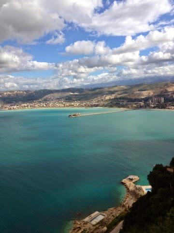 Picture from Chekka, Lebanon.