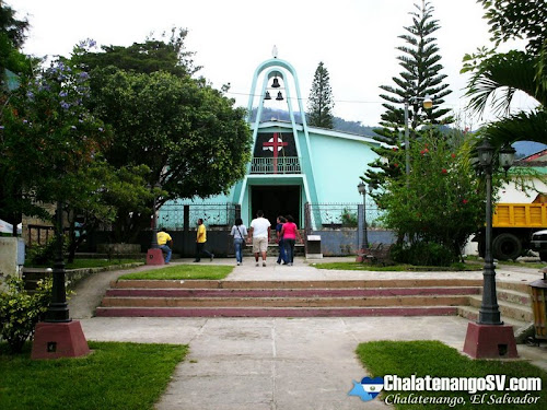 Iglesia de La Palma, Chalatenango.
