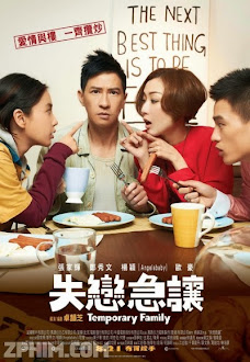 Chung Sống Tạm Thời - Temporary Family (2014) Poster