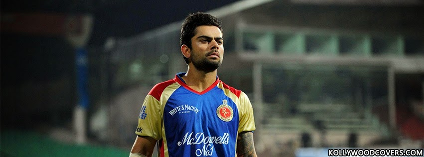 Virat kohli fb covers