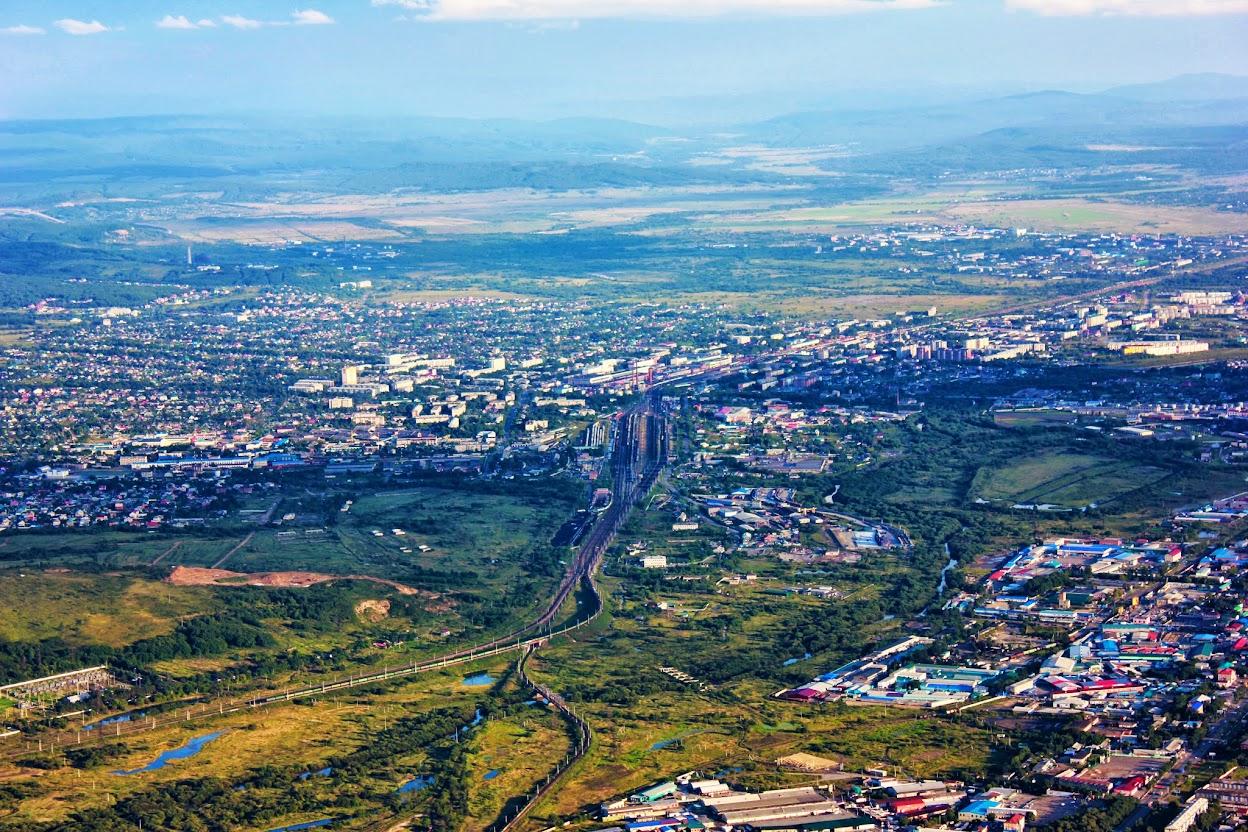 В Уссурийске сегодня широко отмечают 153-летие города