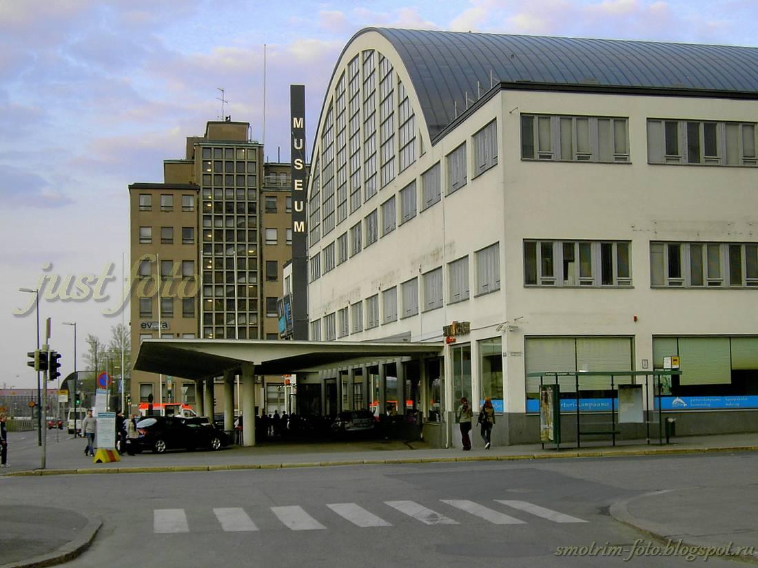 Центр Хельсинки Кампи Finnkino