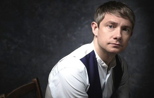 Martin Freeman Pic