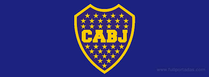 Portada para facebook de Boca junior