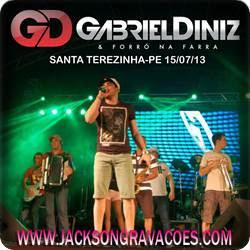 Gabriel Diniz e Forró Na Farra - Santa Terezina - PE - 15.07.2013