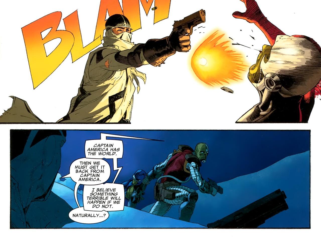 X-men Supreme: Uncanny X-Force #6 - Deathlok Nation of Awesome