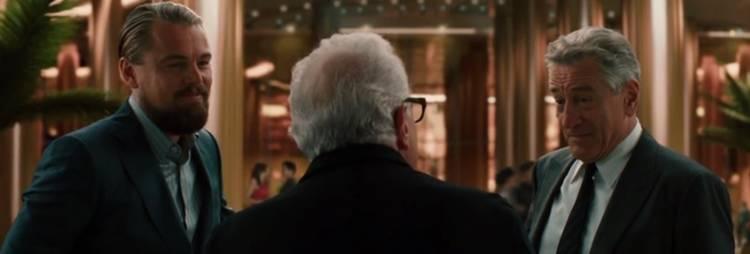 Robert DeNiro a las órdenes de Martin Scorsese