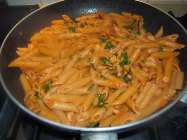 Le ricette di sconsy pasta con merluzzo surgelato for Cucina primi piatti di pesce